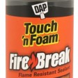 Touch 'n Foam Fire Break Can