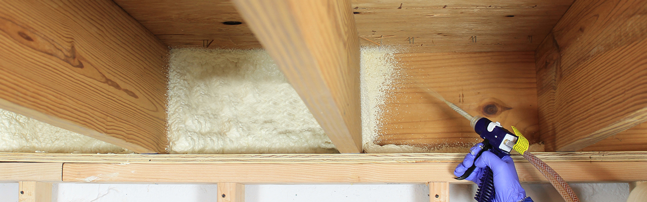 The Many Uses of Spray Foam Insulation