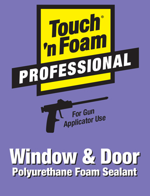 Window & Door Gun Foam